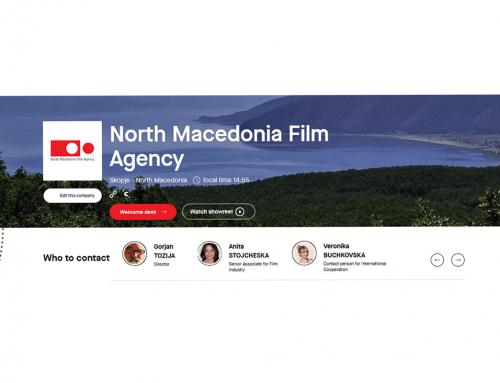 Агенцијата за филм на Р. Северна Македонија присутна  на Marché du Film со  е-павилијон