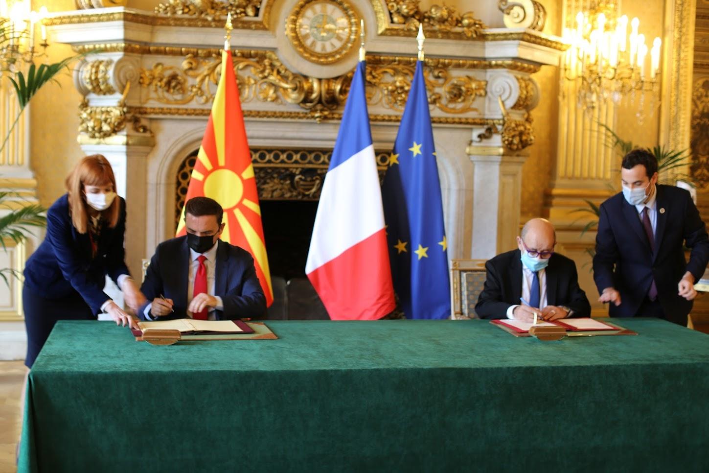 Владите на Франција и С. Македонија потпишаа Договор со кој ќе се зајакне филмската копродукција помеѓу двете земји