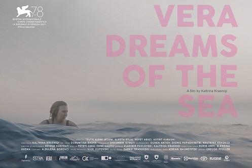"""АГЕНЦИЈА ЗА ФИЛМ: """"Вера сонува за морето"""" на Калтрина Красниќи со светска премиера на Интернационалниот филмски фестивал во Венеција"""